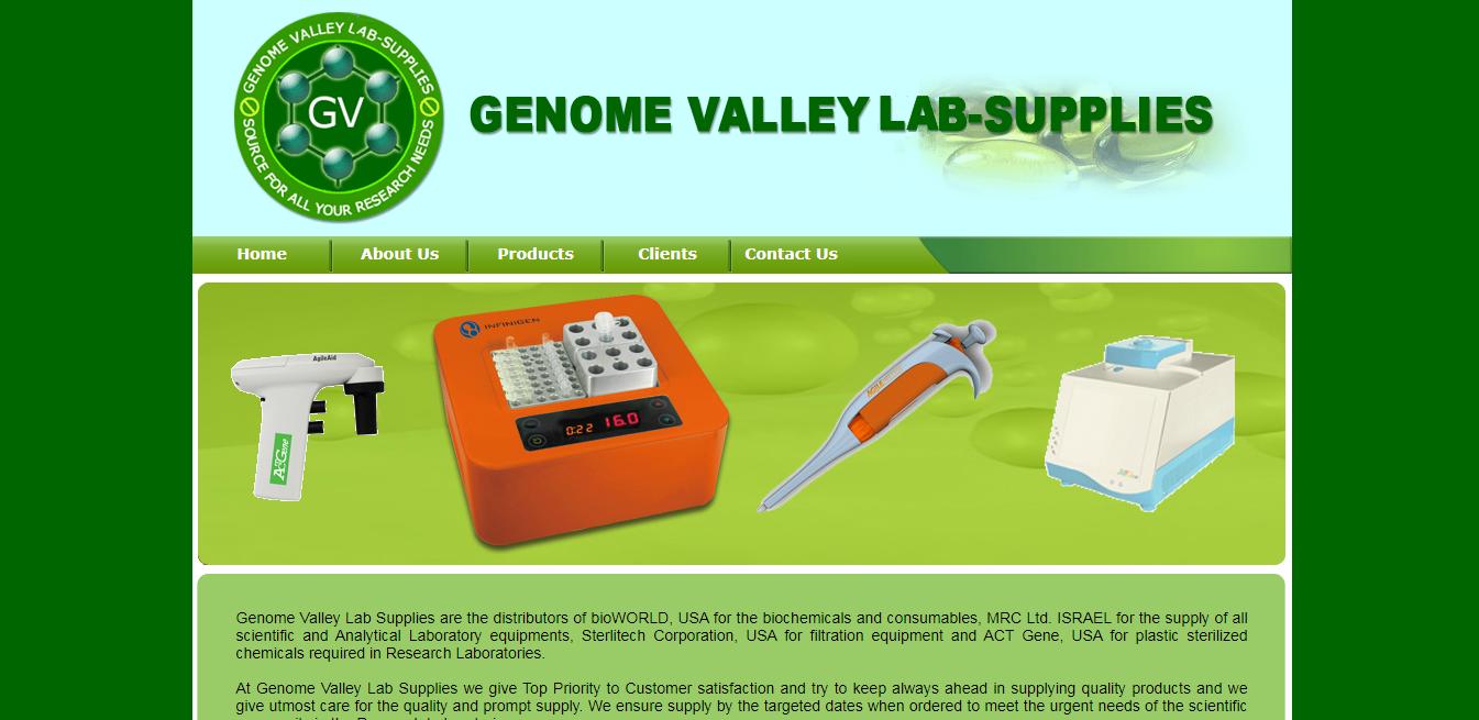 genome valley