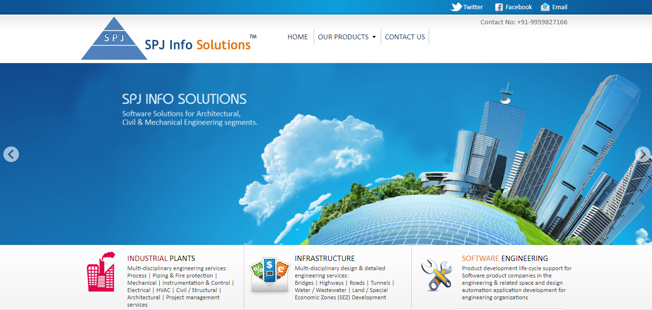 spj info solutions