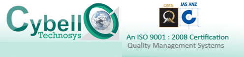 iso certification 9001:2008-Cybell Technosys